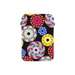 Colorful Retro Circular Pattern Apple iPad Mini Protective Soft Cases Front