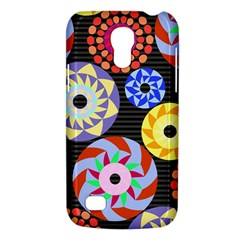 Colorful Retro Circular Pattern Galaxy S4 Mini