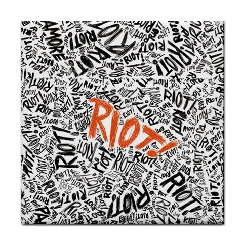 Paramore Is An American Rock Band Tile Coasters
