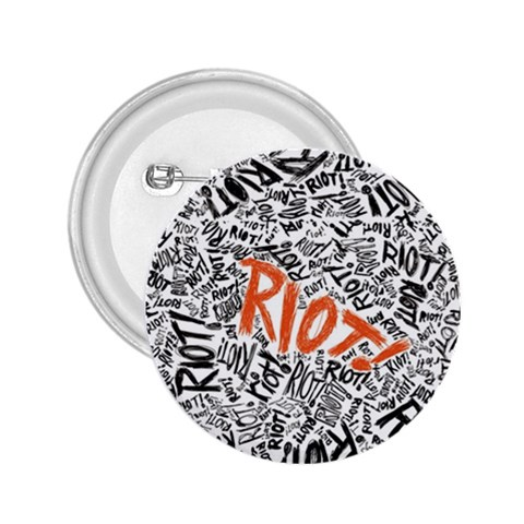 Paramore Is An American Rock Band 2.25  Buttons