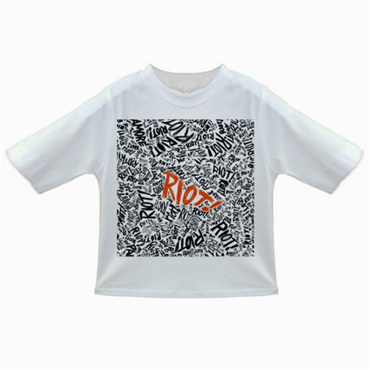 Paramore Is An American Rock Band Infant/Toddler T-Shirts