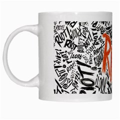 Paramore Is An American Rock Band White Mugs