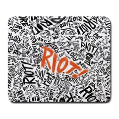 Paramore Is An American Rock Band Large Mousepads