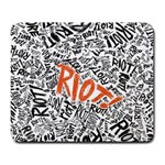 Paramore Is An American Rock Band Large Mousepads Front