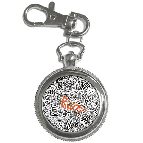 Paramore Is An American Rock Band Key Chain Watches