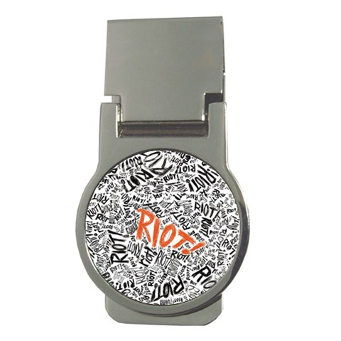 Paramore Is An American Rock Band Money Clips (Round)