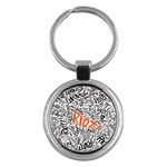 Paramore Is An American Rock Band Key Chains (Round)  Front
