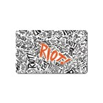 Paramore Is An American Rock Band Magnet (Name Card) Front
