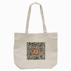 Paramore Is An American Rock Band Tote Bag (cream)
