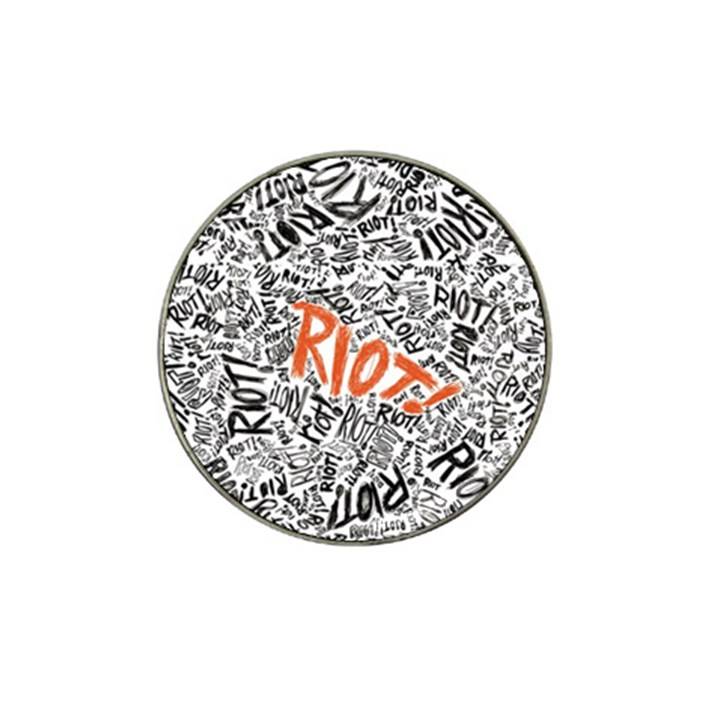 Paramore Is An American Rock Band Hat Clip Ball Marker