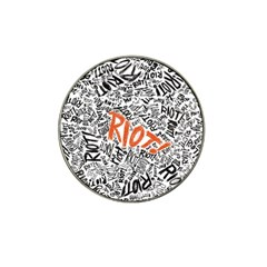 Paramore Is An American Rock Band Hat Clip Ball Marker (4 pack)