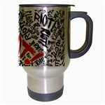 Paramore Is An American Rock Band Travel Mug (Silver Gray) Right