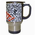 Paramore Is An American Rock Band Travel Mugs (White) Right