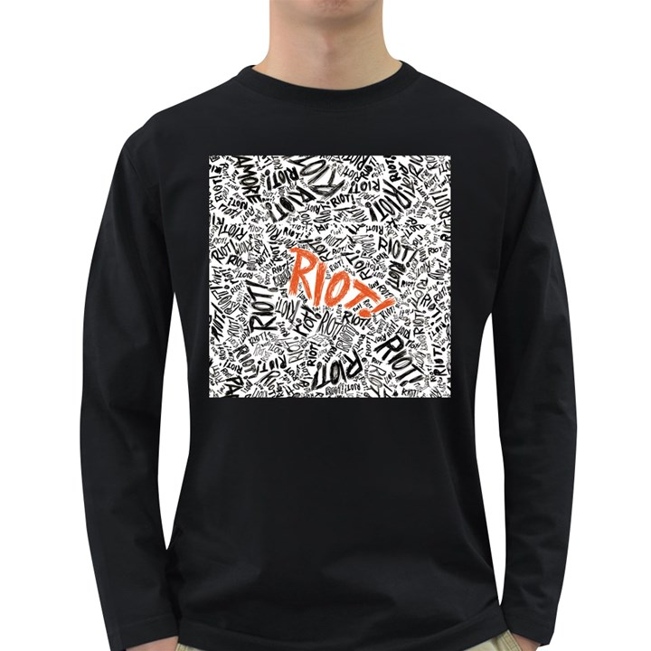 Paramore Is An American Rock Band Long Sleeve Dark T-Shirts