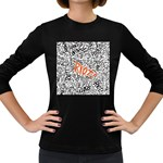 Paramore Is An American Rock Band Women s Long Sleeve Dark T-Shirts Front