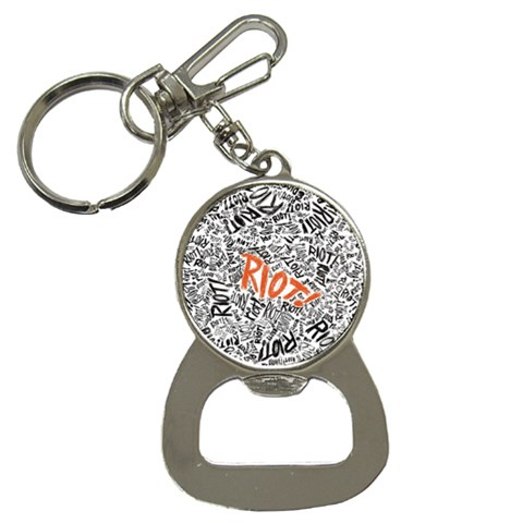 Paramore Is An American Rock Band Bottle Opener Key Chains