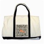 Paramore Is An American Rock Band Two Tone Tote Bag Front