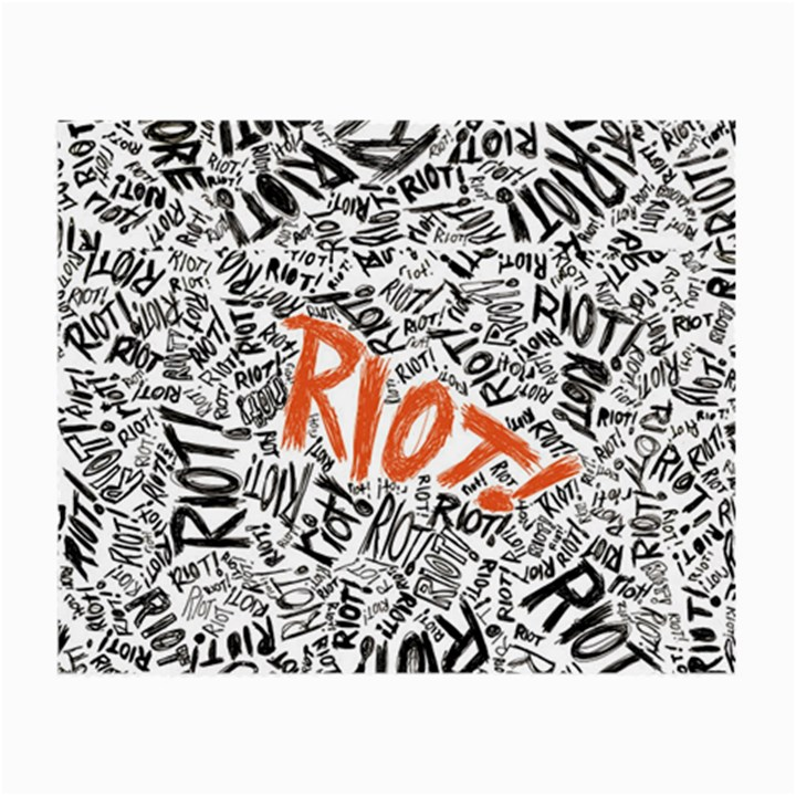 Paramore Is An American Rock Band Small Glasses Cloth (2-Side)