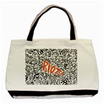 Paramore Is An American Rock Band Basic Tote Bag (Two Sides) Back