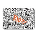 Paramore Is An American Rock Band Small Doormat  24 x16 Door Mat - 1