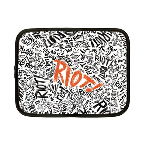 Paramore Is An American Rock Band Netbook Case (Small)
