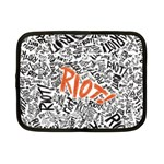 Paramore Is An American Rock Band Netbook Case (Small)  Front
