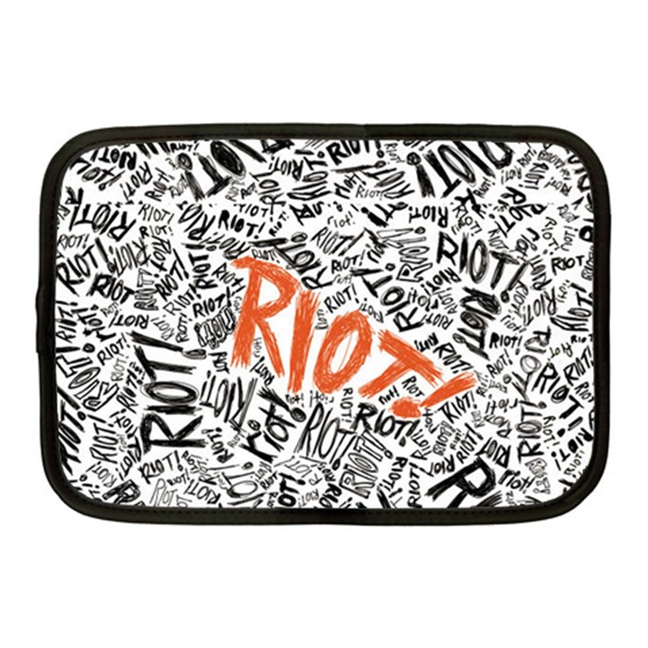 Paramore Is An American Rock Band Netbook Case (Medium)