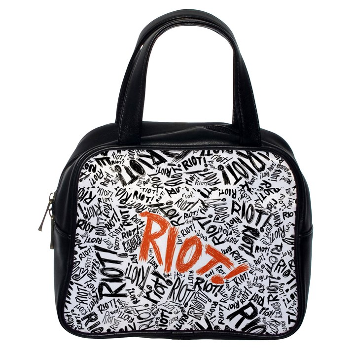 Paramore Is An American Rock Band Classic Handbags (One Side)