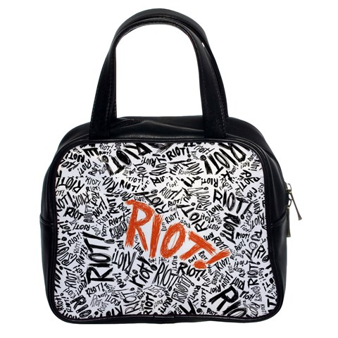 Paramore Is An American Rock Band Classic Handbags (2 Sides)