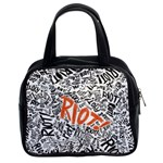 Paramore Is An American Rock Band Classic Handbags (2 Sides) Front