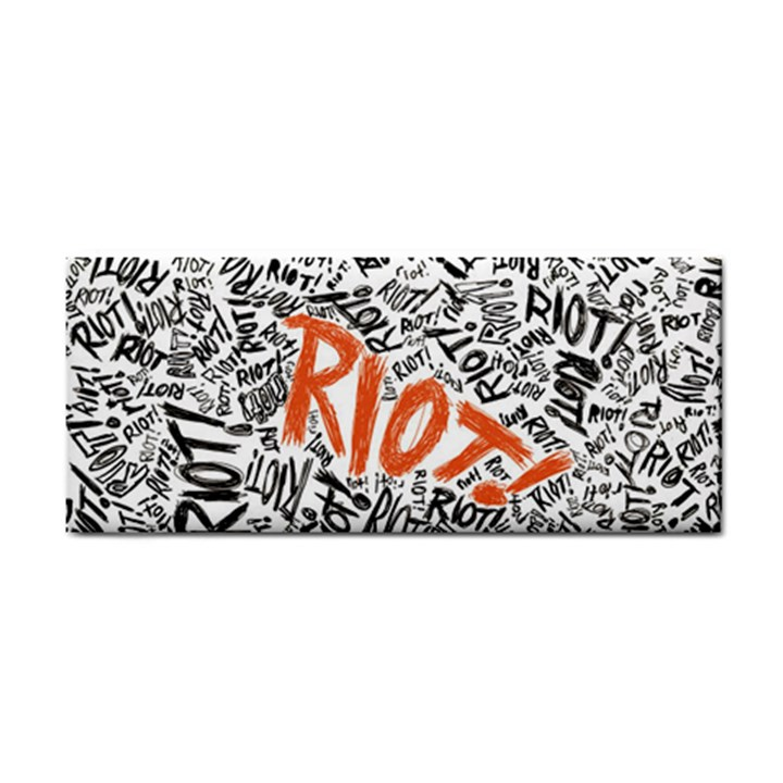 Paramore Is An American Rock Band Hand Towel
