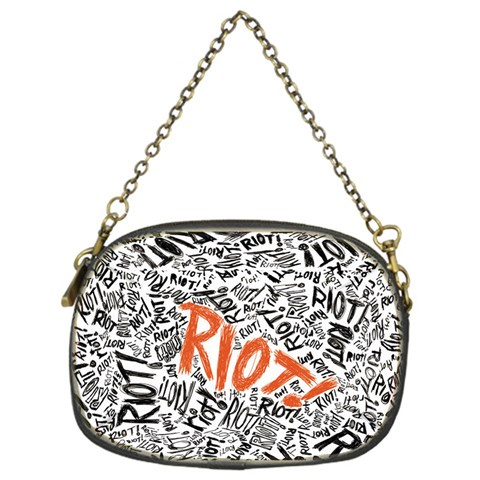 Paramore Is An American Rock Band Chain Purses (One Side)