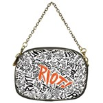 Paramore Is An American Rock Band Chain Purses (One Side)  Front