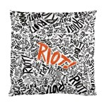 Paramore Is An American Rock Band Standard Cushion Case (Two Sides) Back