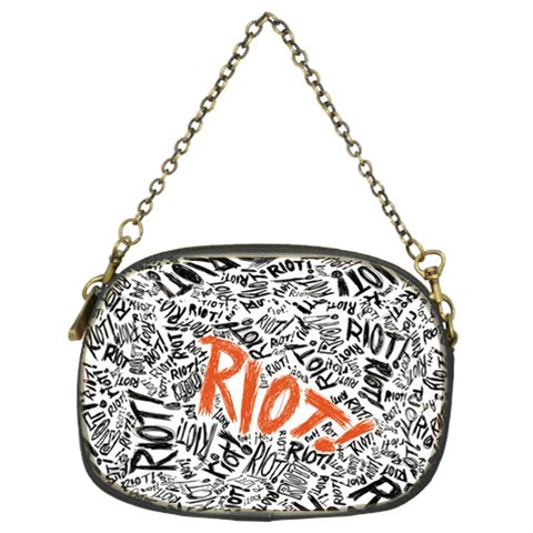 Paramore Is An American Rock Band Chain Purses (Two Sides)