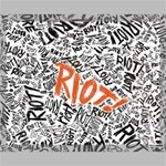 Paramore Is An American Rock Band Canvas 20  x 16  20  x 16  x 0.875  Stretched Canvas