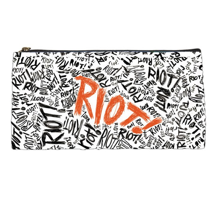 Paramore Is An American Rock Band Pencil Cases