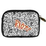 Paramore Is An American Rock Band Digital Camera Cases Back