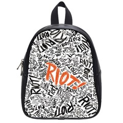 Paramore Is An American Rock Band School Bags (small)