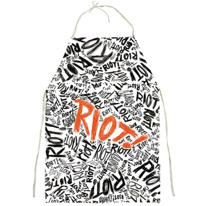 Paramore Is An American Rock Band Full Print Aprons
