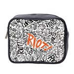 Paramore Is An American Rock Band Mini Toiletries Bag 2-Side Front
