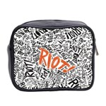 Paramore Is An American Rock Band Mini Toiletries Bag 2-Side Back