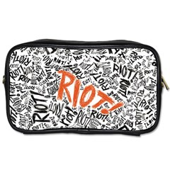Paramore Is An American Rock Band Toiletries Bags