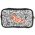 Paramore Is An American Rock Band Toiletries Bags Front