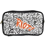 Paramore Is An American Rock Band Toiletries Bags 2-Side Back