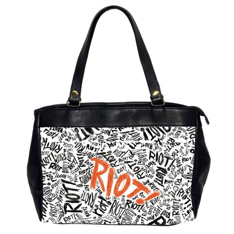 Paramore Is An American Rock Band Office Handbags (2 Sides)