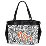 Paramore Is An American Rock Band Office Handbags (2 Sides)  Front