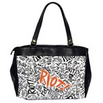 Paramore Is An American Rock Band Office Handbags (2 Sides)  Back