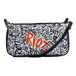 Paramore Is An American Rock Band Shoulder Clutch Bags Front