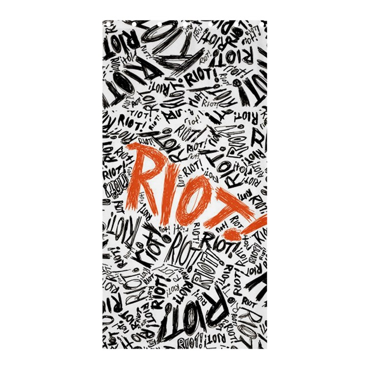Paramore Is An American Rock Band Shower Curtain 36  x 72  (Stall)